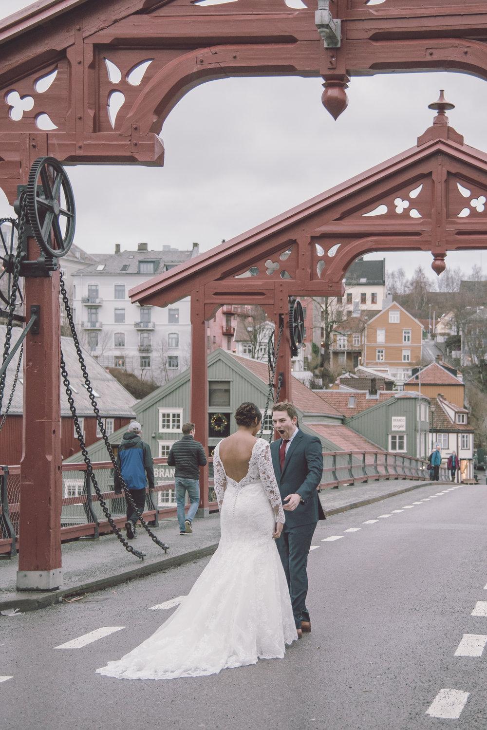 bakklandet bryllup