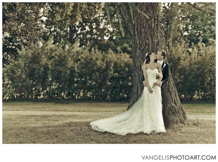 Bryllup Mari og Kristian