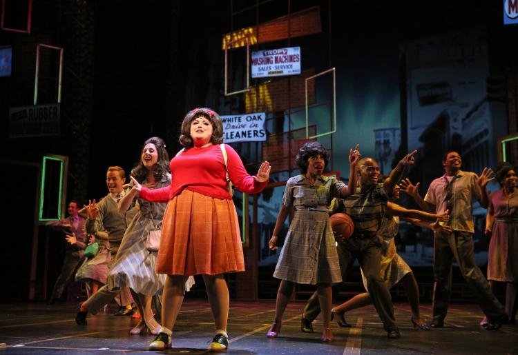 Amelia Jo Parish is Tracy Turnblad- See more at: Broadway World