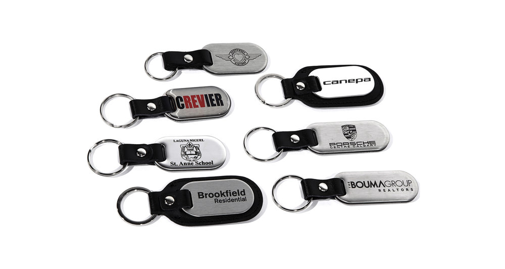 Custom Keychains and Keyfobs