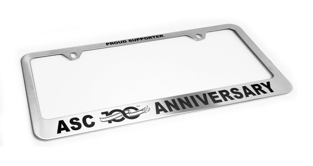 Custom ASC Brushed Frame