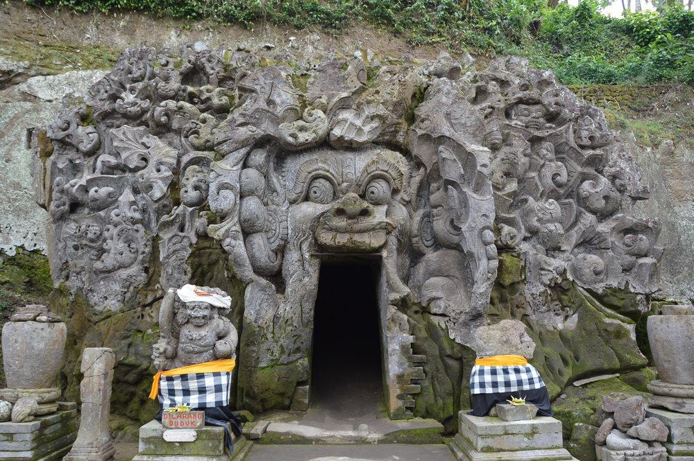 Bedulu Elephant Cave