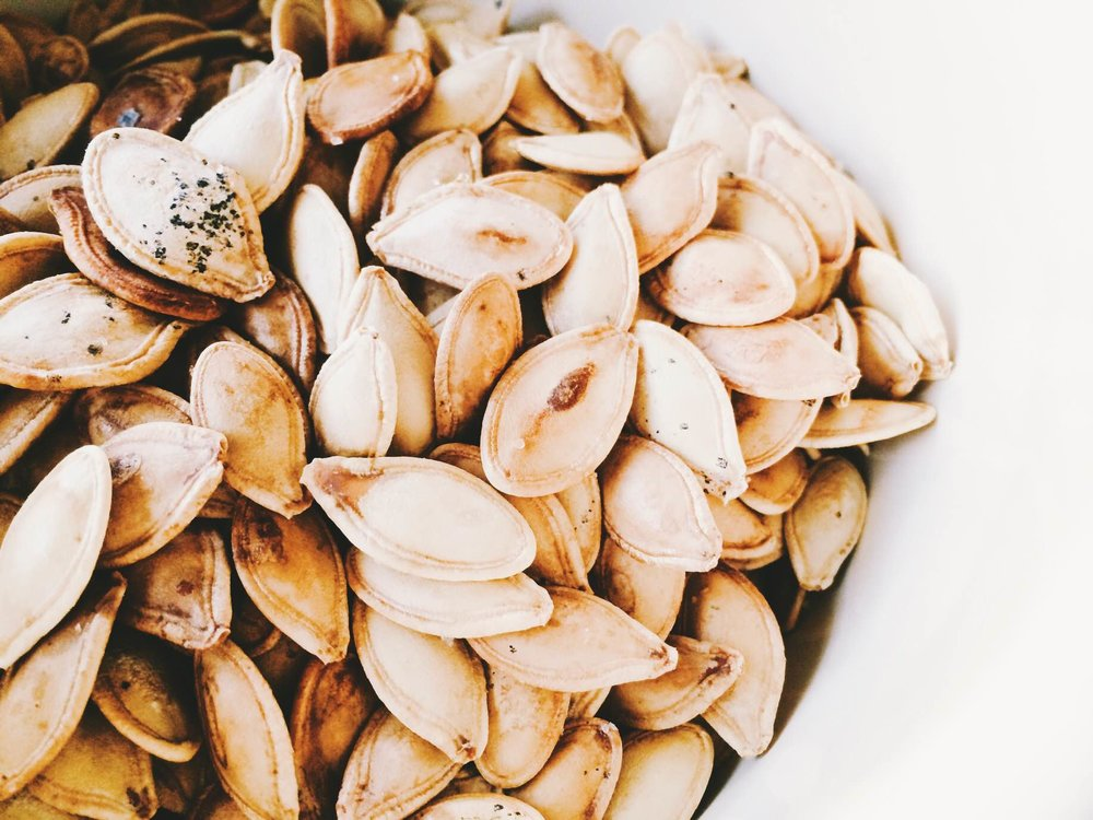 Easy Pumpkin Seeds