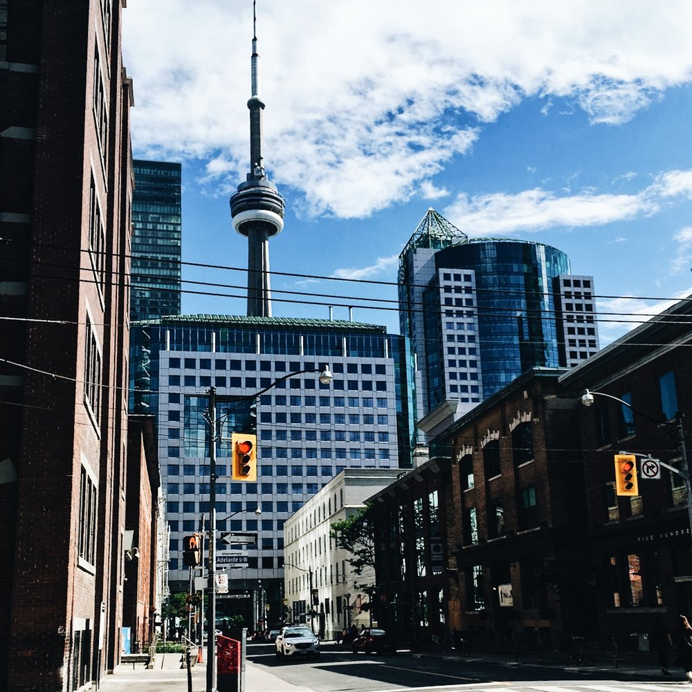 Summer 2017 Photo: This summer we ventured to Toronto a few times, and will certainly be back before the summer is over. There are endless day trip activities, and it's perfect for a short or long stay-cation too!