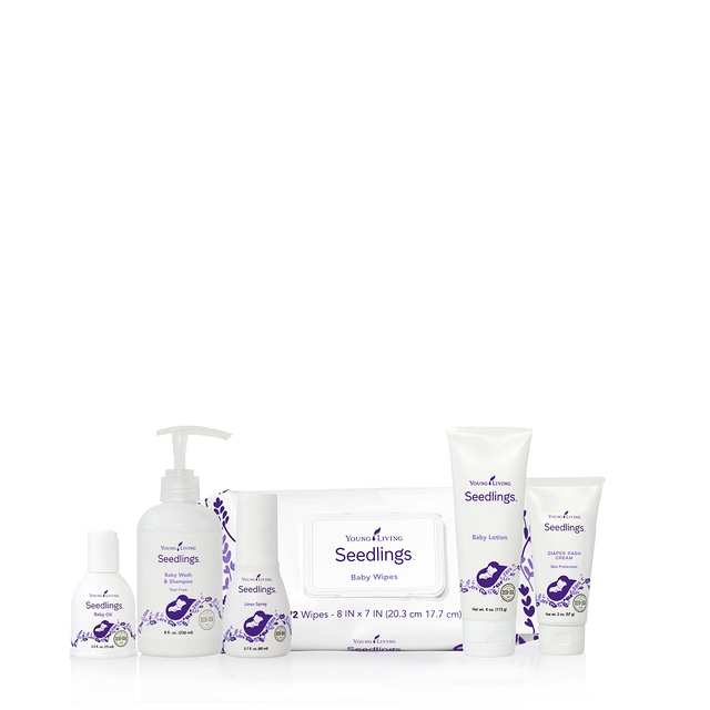 Seedlings Baby Line - By Young Living