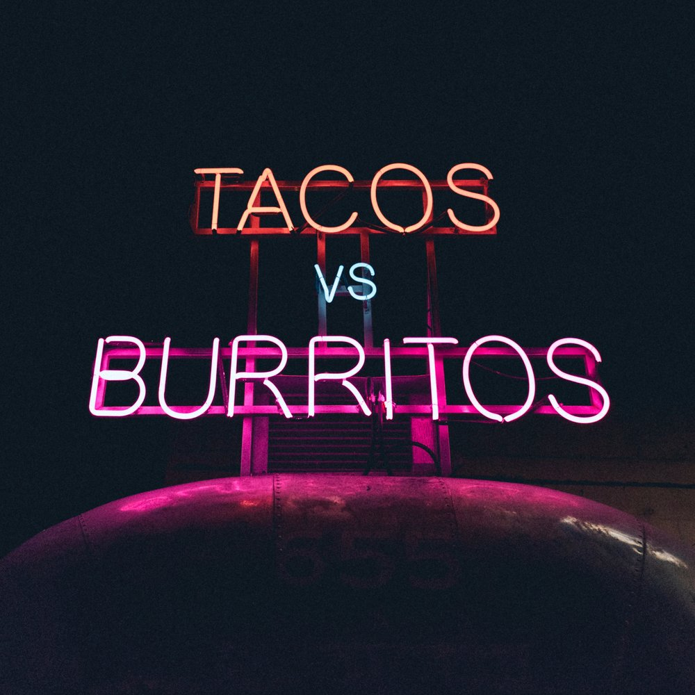 tacosvsburritos