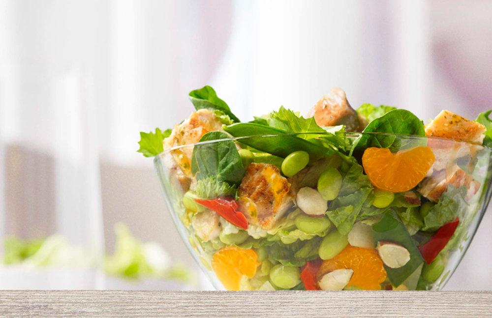 Aisan Salad