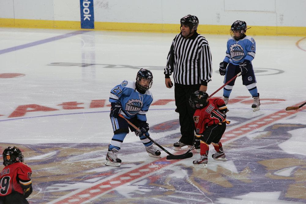 #Hockey. (Photo courtesy of Neil Kodner)