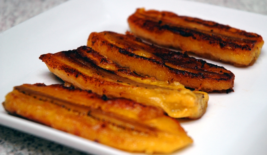 Sumptuous Bites Fried Sweet Plantains