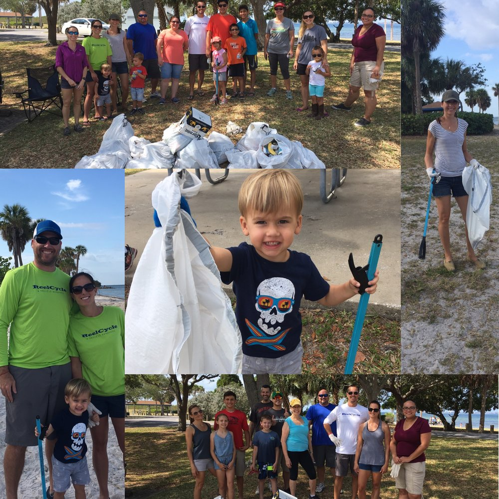 Picnic Island Cleanup collage, 2017.JPG