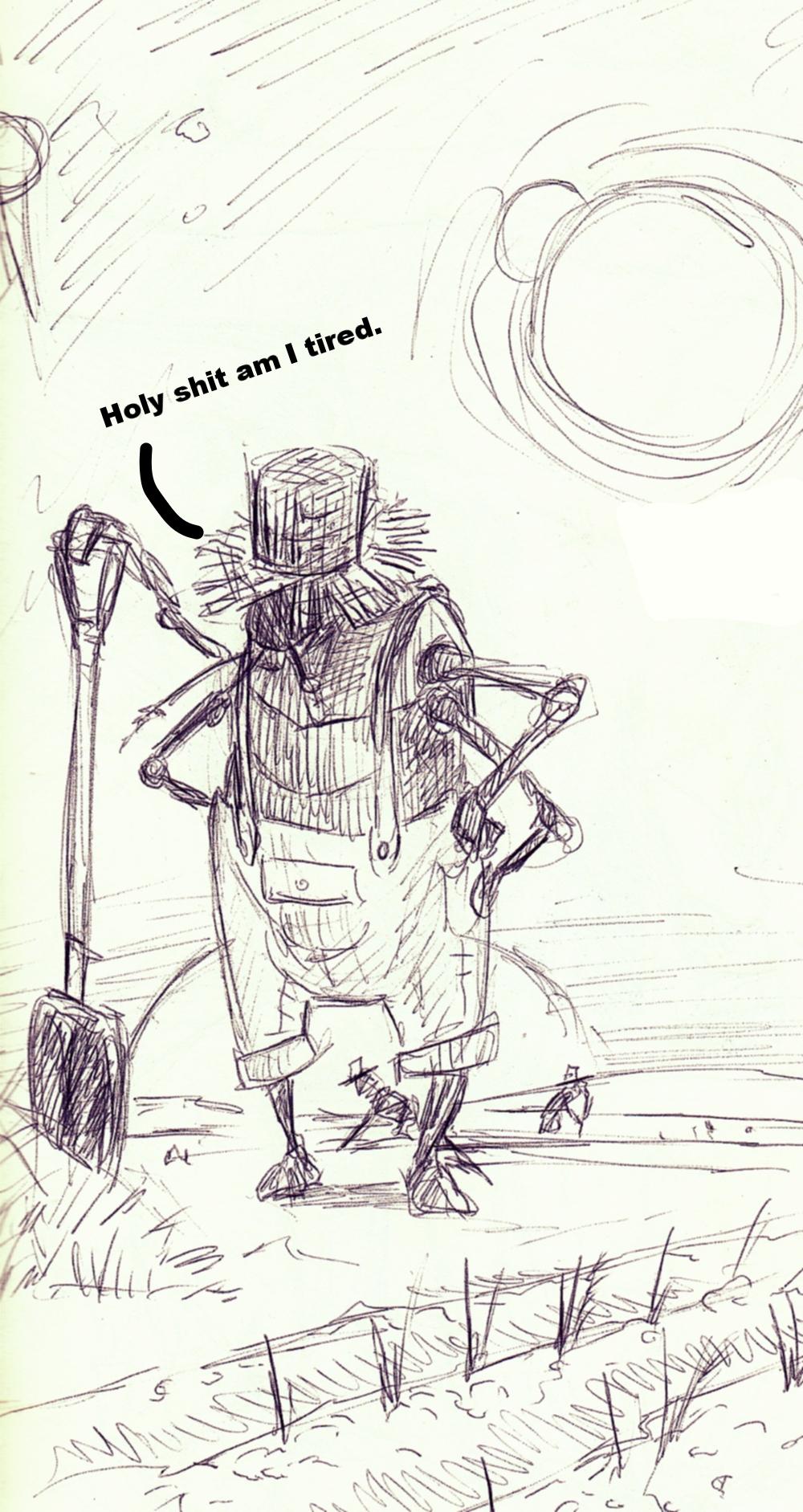 Ant farmer