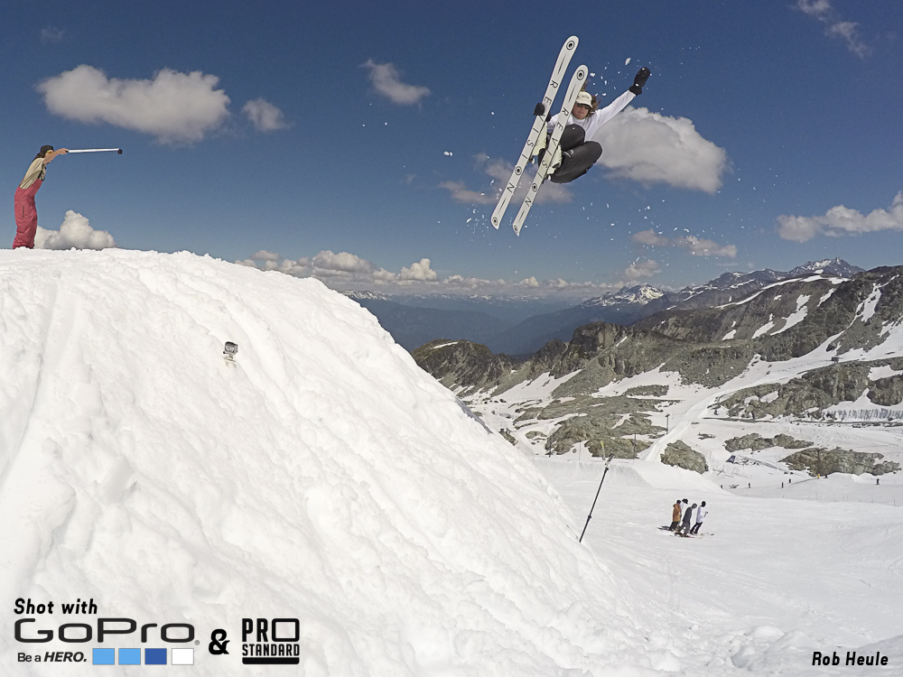 Mike King at The Camp of Champions Summer Ski Camp.jpg