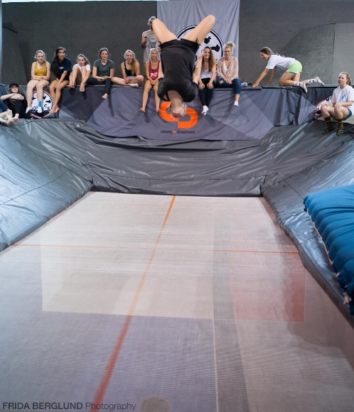 MONDAY: First day on snow. Coaching and fun all day. Make your trick goals for the week. Head to Bounce the Trampoline centre in the afternoon to continue working on those tricks!
