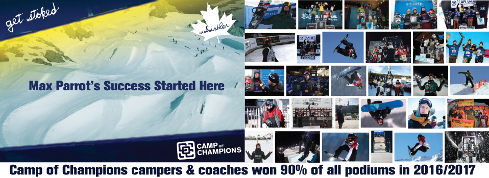 Max Parrot Success starts at The Camp of Champions.jpg