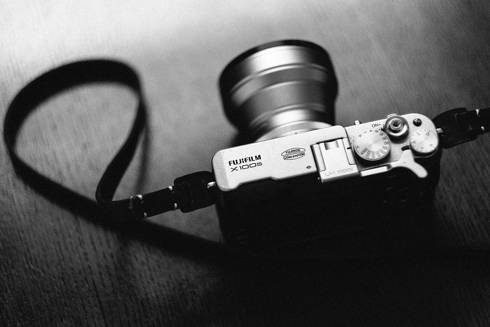 Fujifilm X100S + TCL-X100