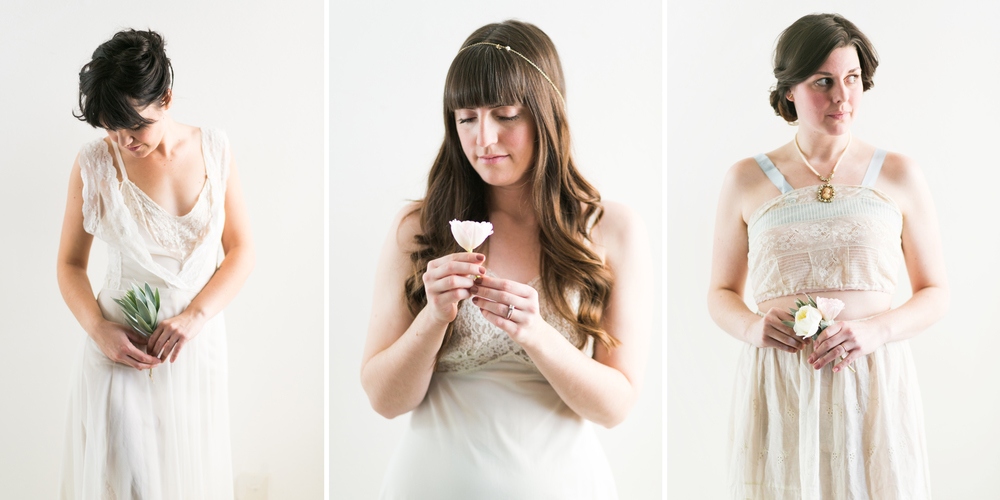 Valentines Bride and Her Bridesmaids  Styled Session  Hurtienne Photography  Portland Oregon Wedding Photographers (15)