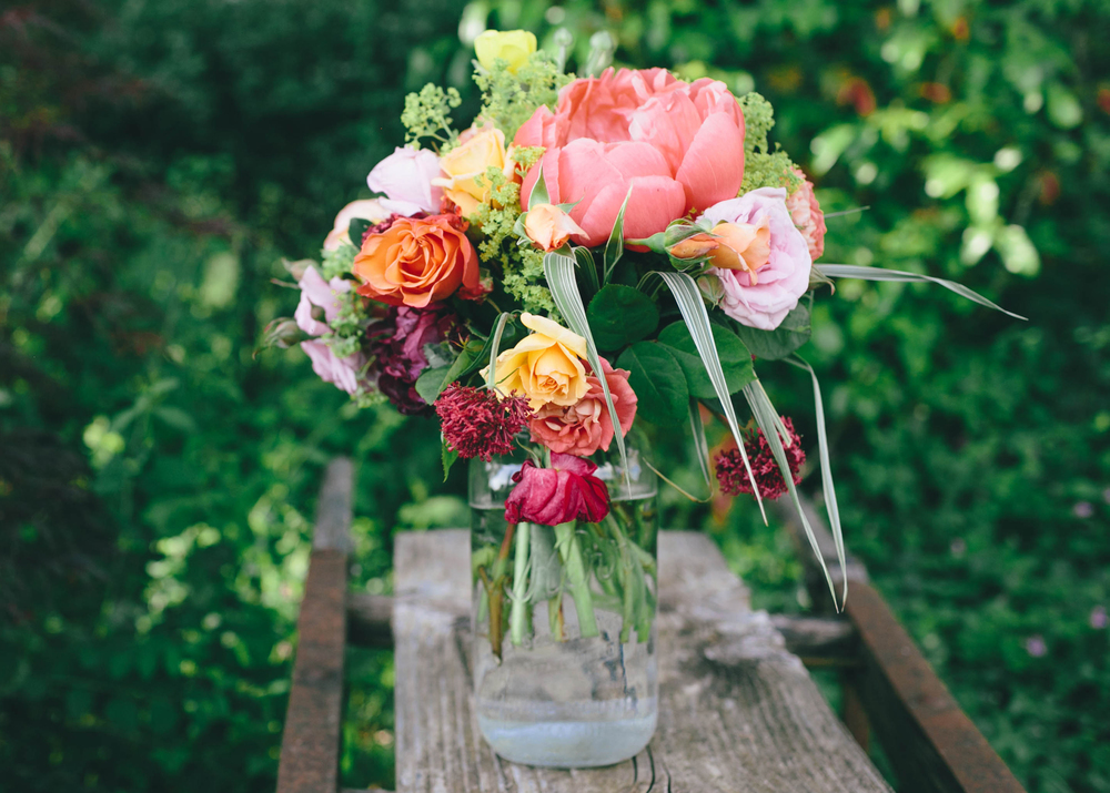 Mark and Melinda- Hurtienne Photography Portland Oregon Wedding Photographers- champoeg farm Oregon floral stylist (1)