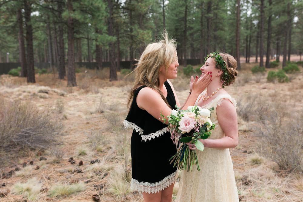 Sam and Cody- Bend Oregon Wedding- High Desert Museum (14)