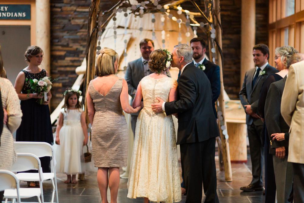 Sam and Cody- Bend Oregon Wedding- High Desert Museum (18)