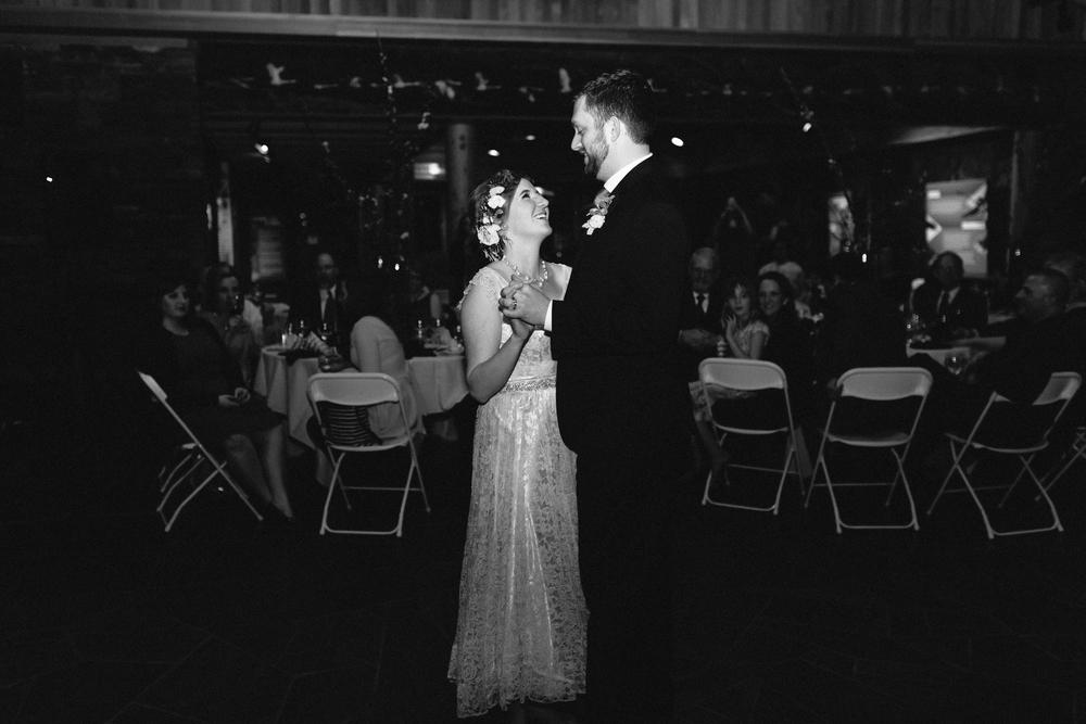 Sam and Cody- Bend Oregon Wedding- High Desert Museum (25)