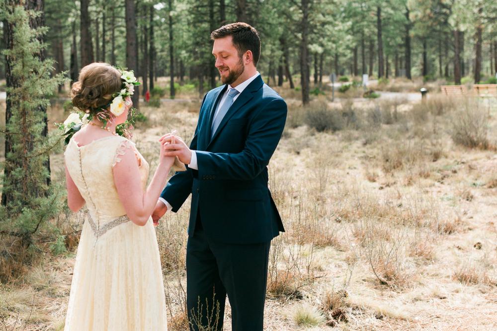 Sam and Cody- Bend Oregon Wedding- High Desert Museum (3)