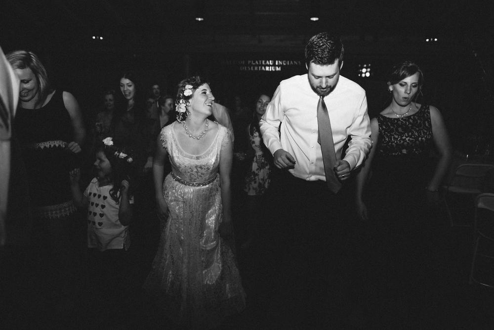 Sam and Cody- Bend Oregon Wedding- High Desert Museum (30)