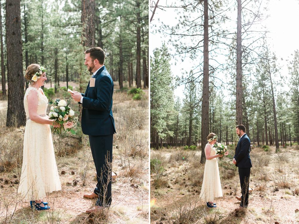Sam and Cody- Bend Oregon Wedding- High Desert Museum (40)