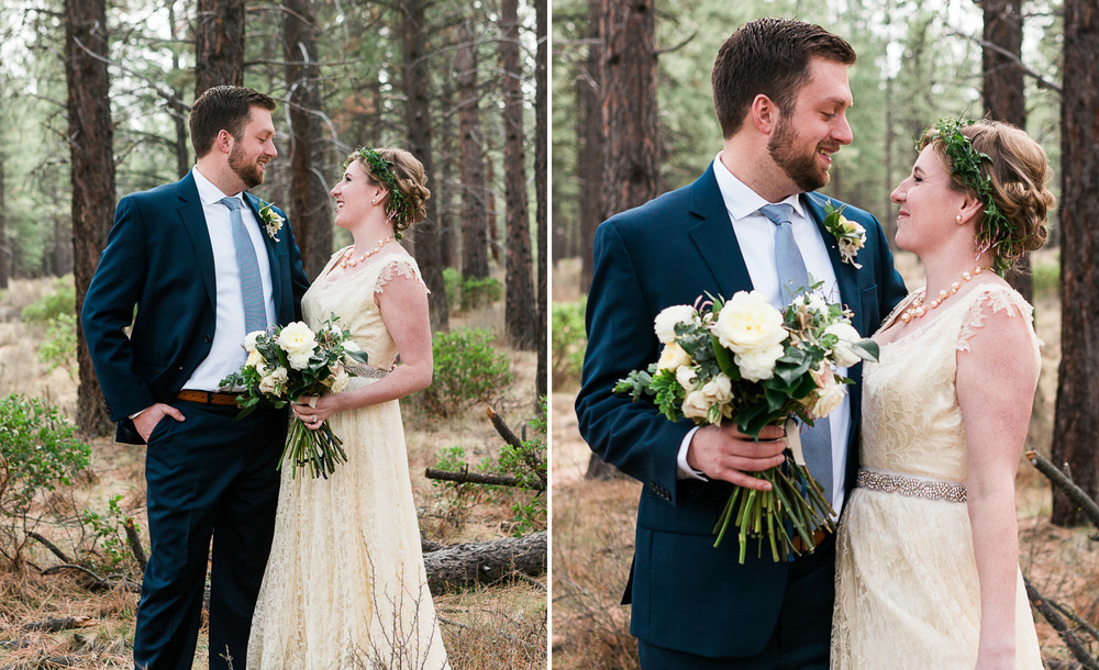 Sam and Cody- Bend Oregon Wedding- High Desert Museum (41)