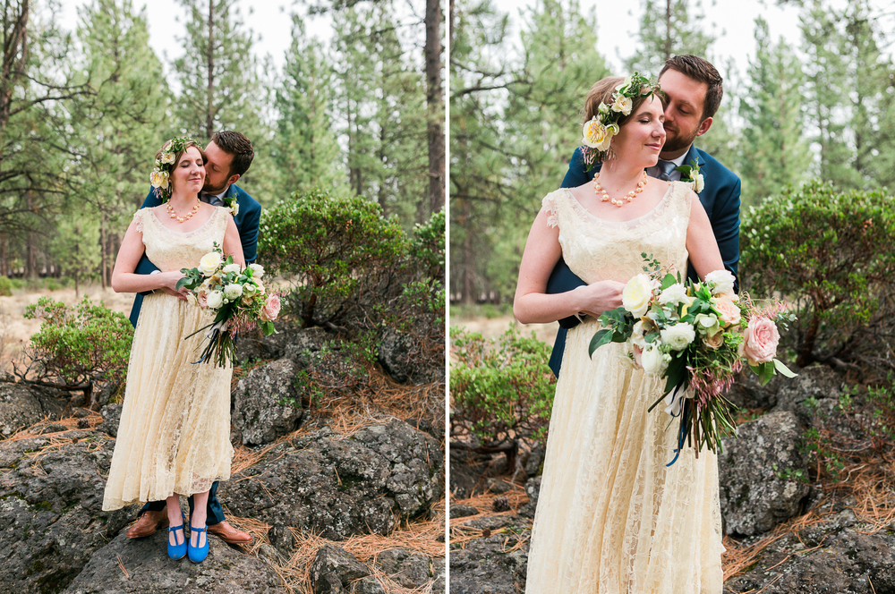 Sam and Cody- Bend Oregon Wedding- High Desert Museum (43)