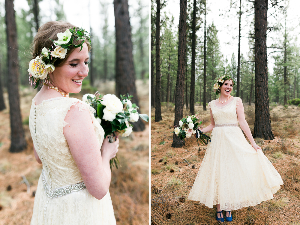 High Desert Museum Wedding | Bend Oregon | Grace and Jaden ...