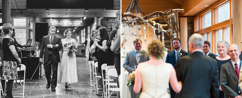 Sam and Cody- Bend Oregon Wedding- High Desert Museum (47)