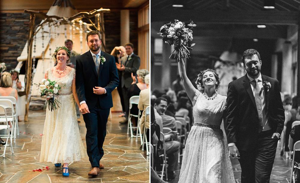 Sam and Cody- Bend Oregon Wedding- High Desert Museum (49)