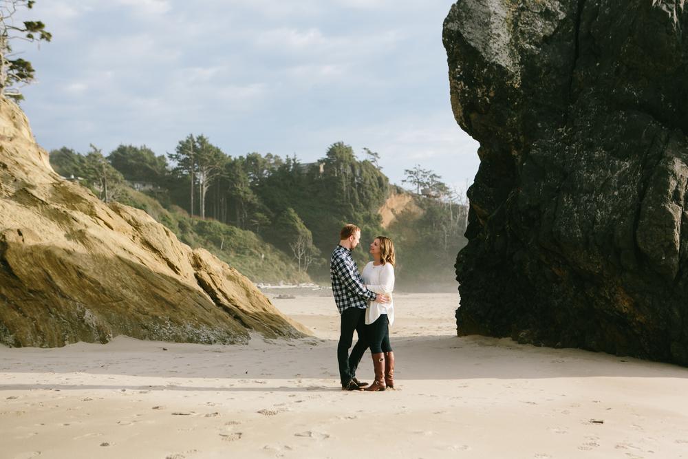 Cannon Beach Portland Oregon, Anniversary, Zach and Hailey (21).jpg