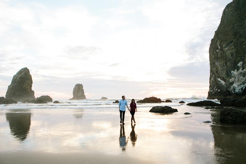 Cannon Beach Portland Oregon, Anniversary, Zach and Hailey (5).jpg