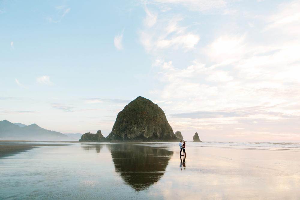 Cannon Beach Portland Oregon, Anniversary, Zach and Hailey (7).jpg