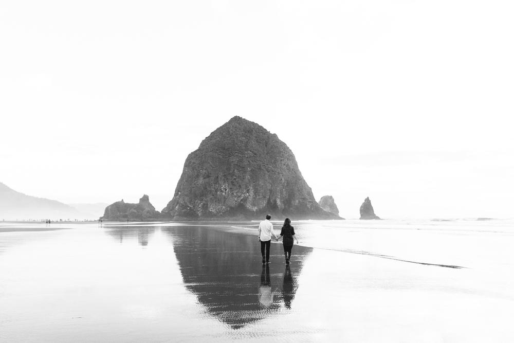 Cannon Beach Portland Oregon, Anniversary, Zach and Hailey (8).jpg