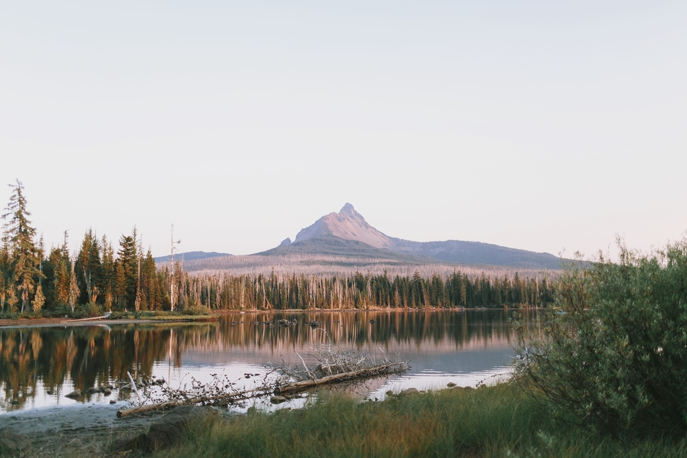 Big Lake, Oregon