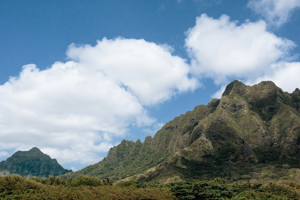 Kualoa Point, Oahu