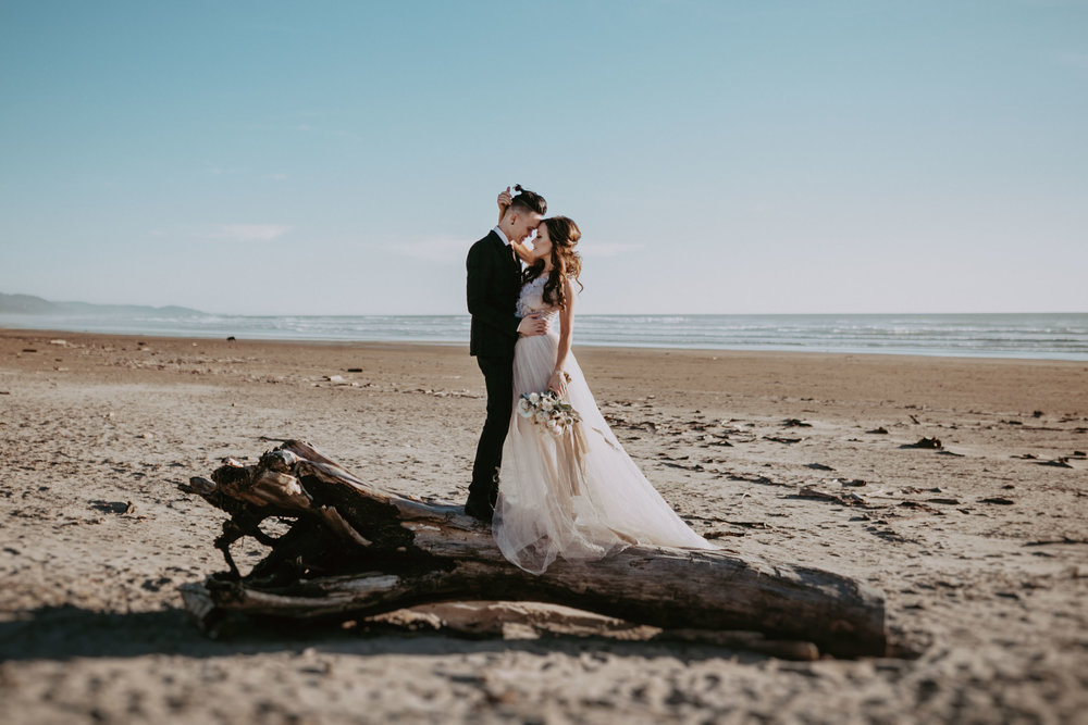 Best Places to Elope In Oregon- Manzanita Beach (3).jpg