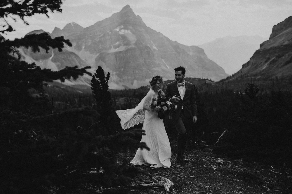 Banff National Park, Alberta Canada Elopement - Grace and Jaden Photography (54).jpg