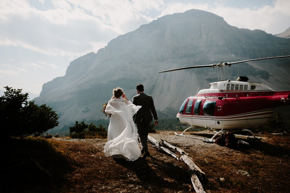 Banff National Park, Alberta Canada Elopement - Grace and Jaden Photography (110).jpg
