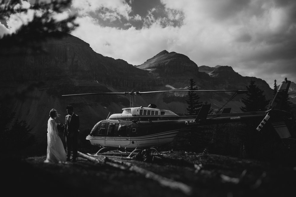 Banff National Park, Alberta Canada Elopement - Grace and Jaden Photography (112).jpg