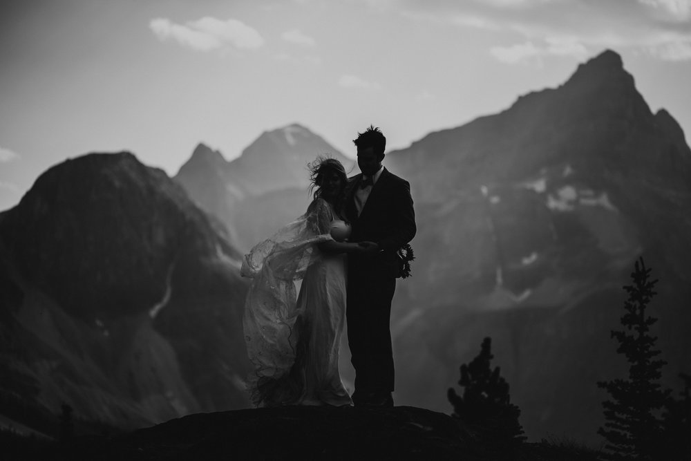 Banff National Park, Alberta Canada Elopement - Grace and Jaden Photography (119).jpg
