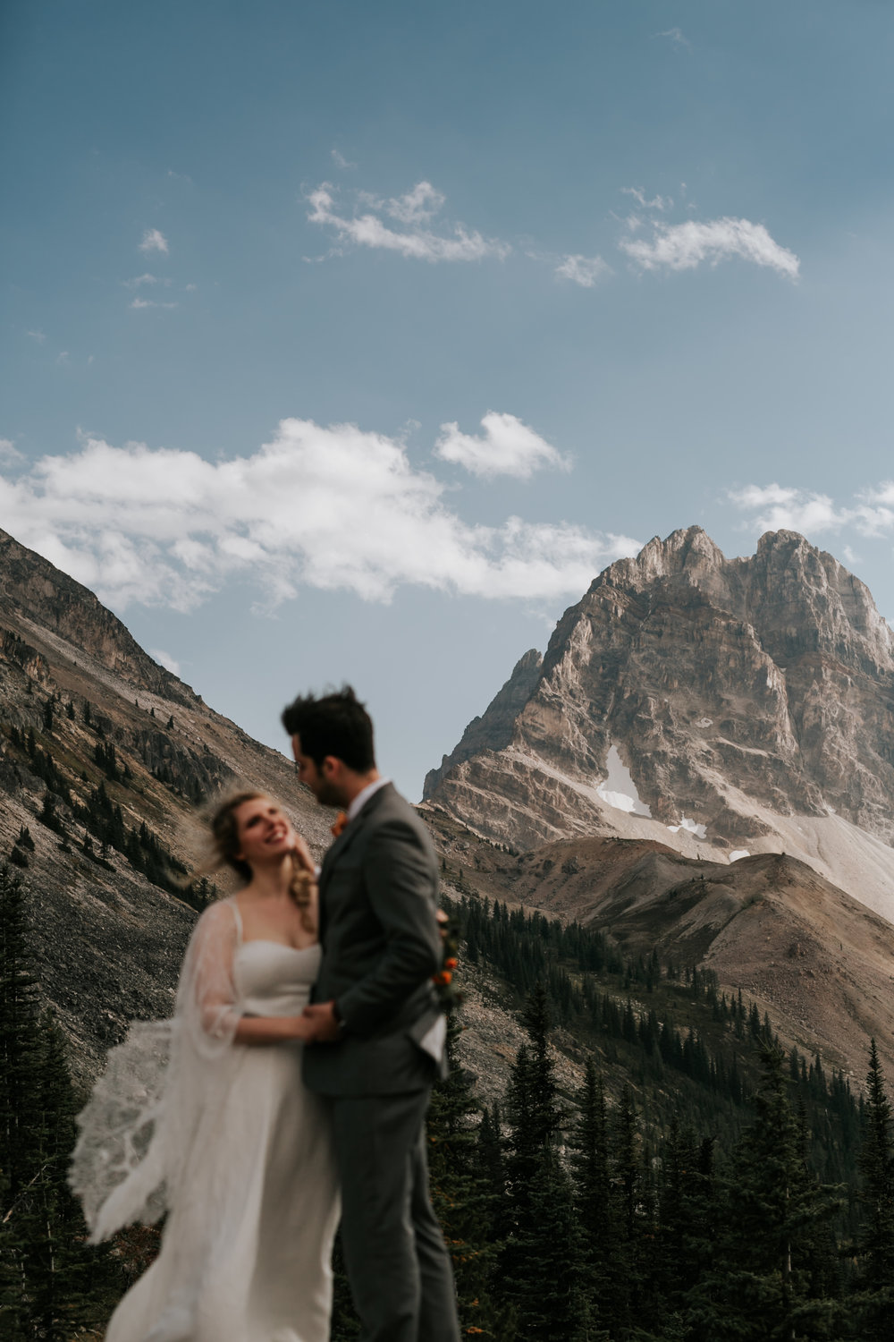 Banff National Park, Alberta Canada Elopement - Grace and Jaden Photography (121).jpg