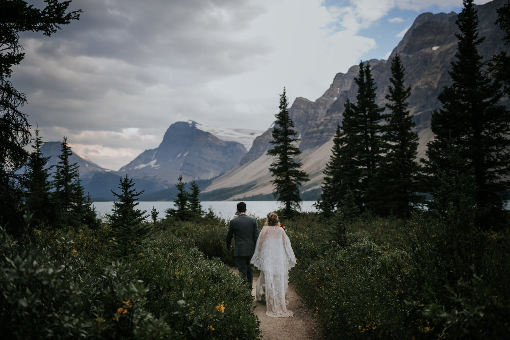 Banff National Park, Alberta Canada Elopement - Grace and Jaden Photography (140).jpg