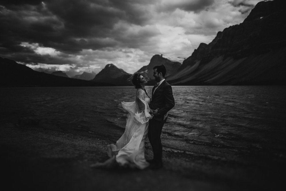 Banff National Park, Alberta Canada Elopement - Grace and Jaden Photography (142).jpg