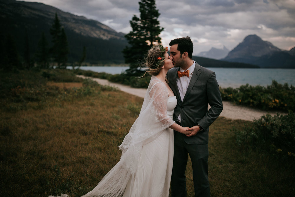 Banff National Park, Alberta Canada Elopement - Grace and Jaden Photography (155).jpg