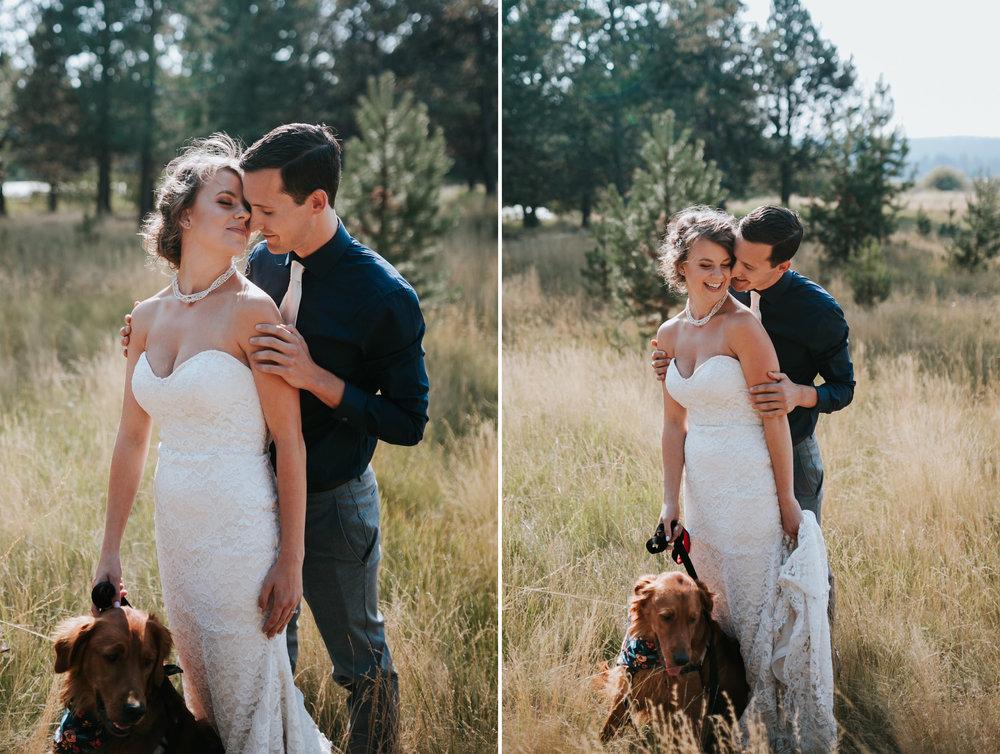 Sunriver Oregon Backyard Intamate Wedding- Grace and Jaden Photography (41).jpg