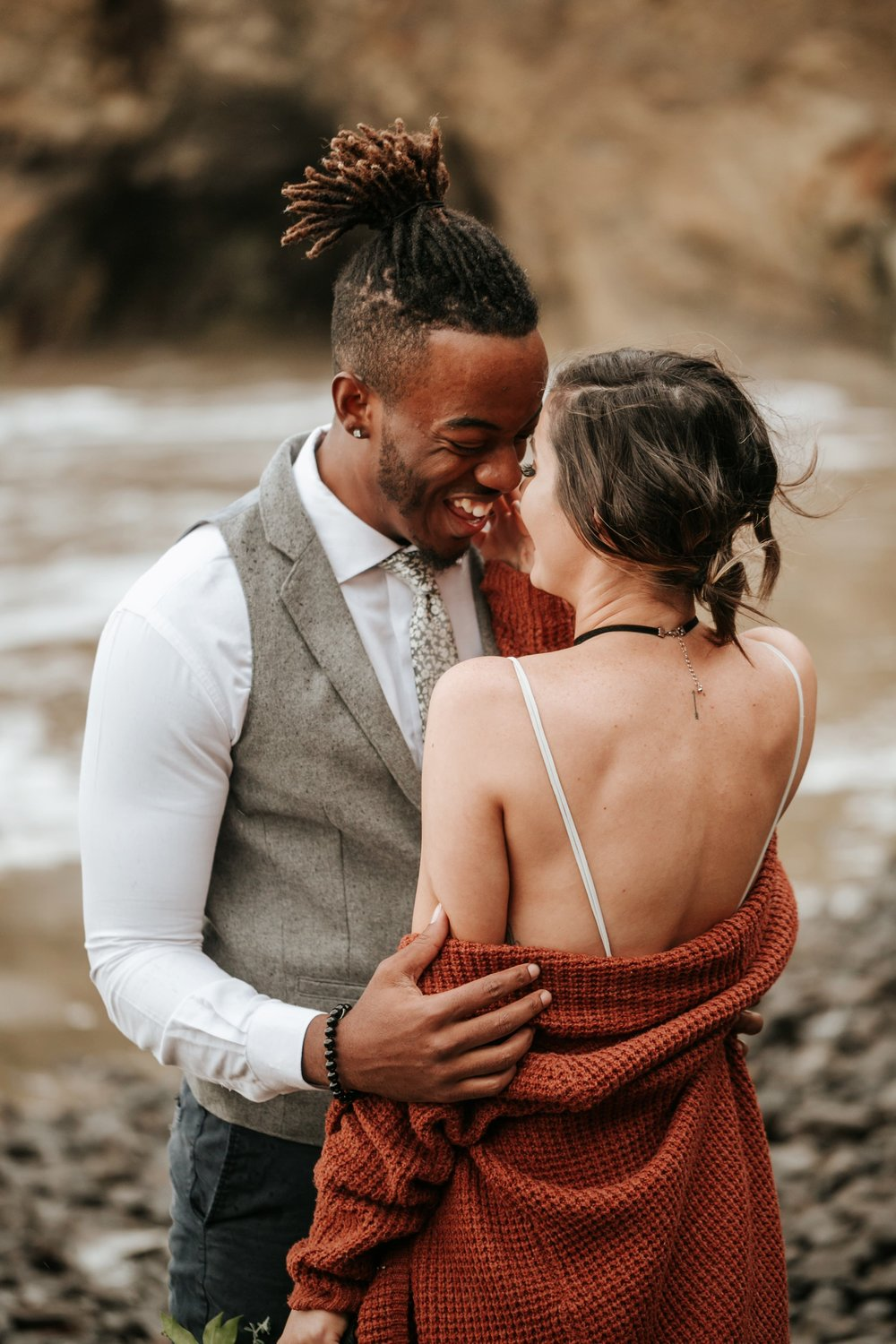 Hug Point Oregon Elopement- Cannon Beach- Grace and Jaden Photography (5).jpg