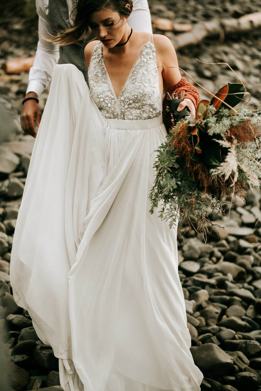 Hug Point Oregon Elopement- Cannon Beach- Grace and Jaden Photography (18).jpg